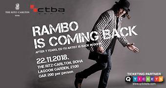 Rambo Amadeus Concert