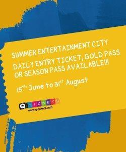Summer Entertainment City 2018