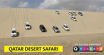 Qatar Desert Safari