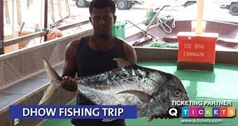 Dhow Fishing Trip
