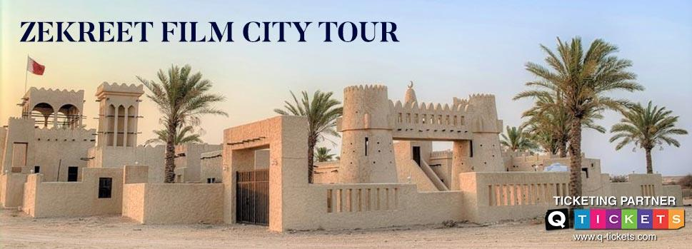 Zekreet Film City West Coast Tour Tickets Online In Qatar Q