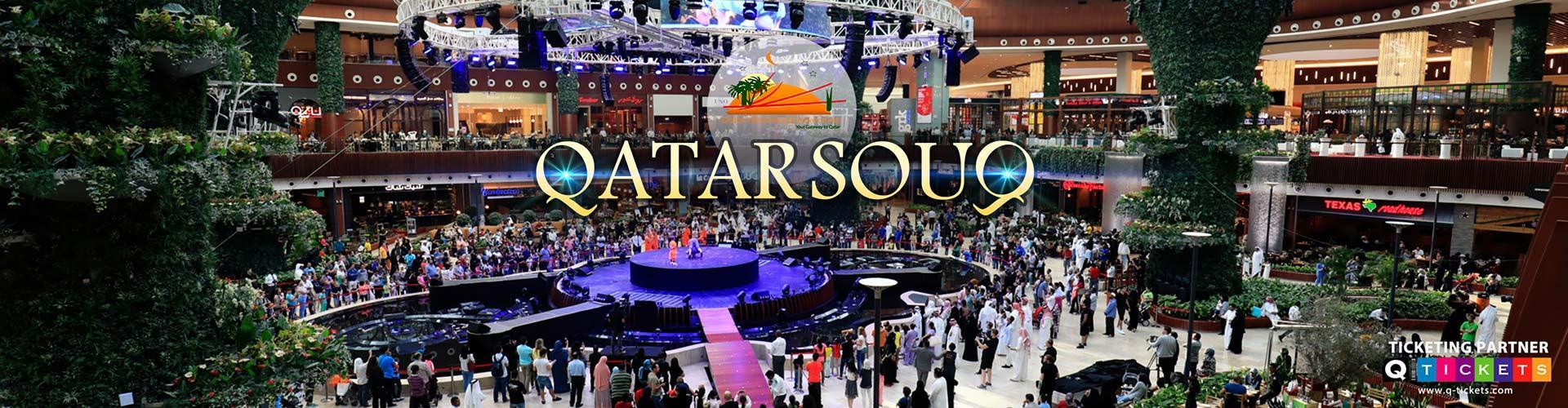 Qatar Souq Tours Tickets Online In Qatar | Q - tickets