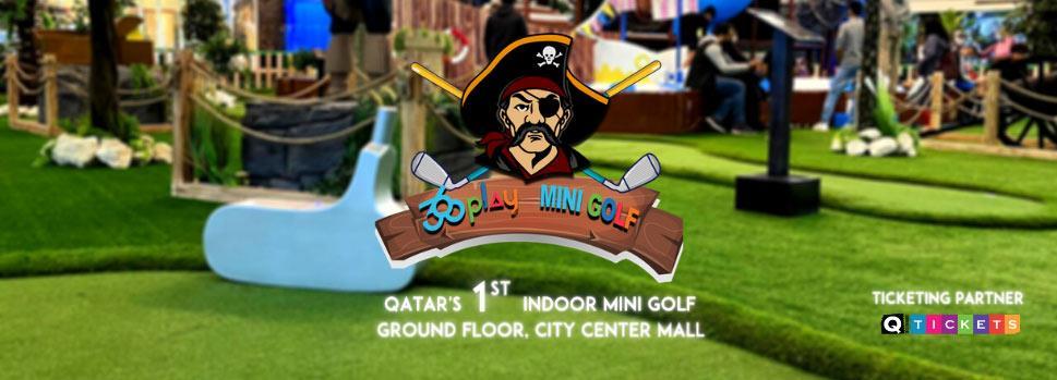 360 Play Mini golf Tickets Online InQatar | Q - tickets;
