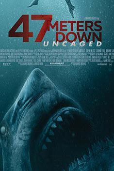 47 METERS DOWN: UNCAGED (ENGLISH)