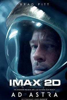 AD ASTRA (IMAX-2D)