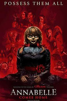 ANNABELLE COMES HOME (ENGLISH)
