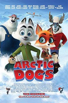 ARCTIC DOGS (ANIMATION)