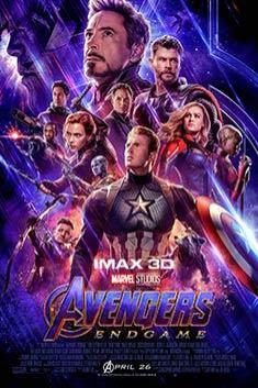 AVENGERS: ENDGAME (IMAX-3D)