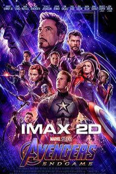 AVENGERS: ENDGAME (IMAX 2D)