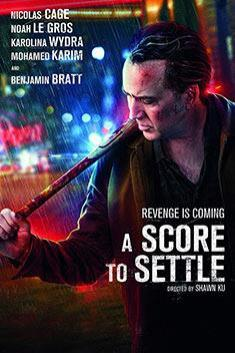 A SCORE TO SETTLE (ENGLISH)