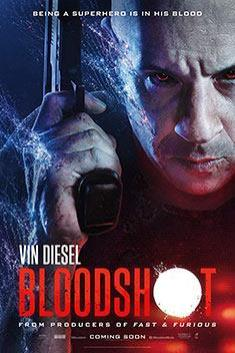 BLOODSHOT (ENGLISH)