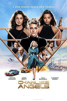 CHARLIE'S ANGELS (ENGLISH)