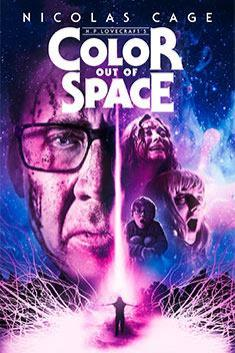 COLOR OUT OF SPACE (ENGLISH)