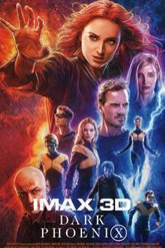 DARK PHOENIX (IMAX-3D)