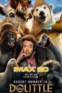 DOLITTLE (IMAX-2D)