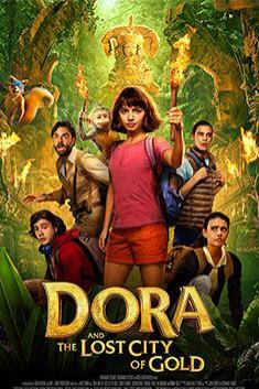 DORA AND THE LOST CITY OF GOLD (ENGLISH)