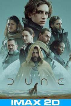 DUNE (IMAX-2D)