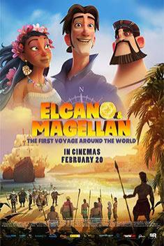 ELCANO & MAGELLAN (ANIMATION)