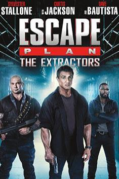 ESCAPE PLAN: THE EXTRACTORS (ENGLISH)