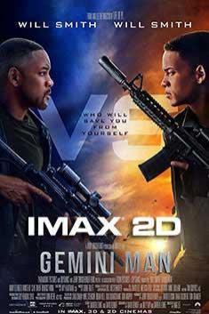 GEMINI MAN (IMAX-2D)