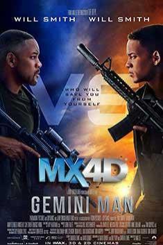GEMINI MAN 3D (MX-4D)