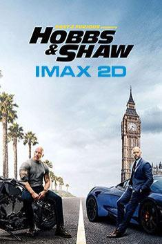 HOBBS AND SHAW (IMAX-2D)