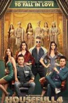 HOUSEFULL 4 (HINDI)