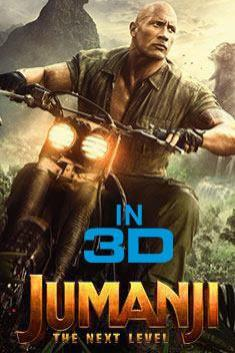 JUMANJI: THE NEXT LEVEL (3D)