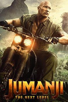 JUMANJI: THE NEXT LEVEL (ENGLISH)