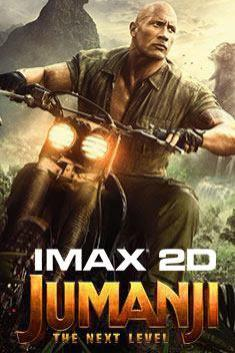 JUMANJI THE NEXT LEVEL (IMAX-2D)
