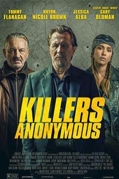 KILLERS ANONYMOUS (ENGLISH)