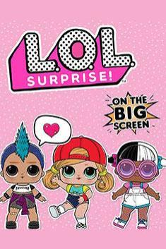 L.O.L. SURPRISE! ON THE BIG SCREEN (ENGLISH)