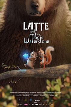 LATTE AND THE MAGIC WATERSTONE (ANIMATION)