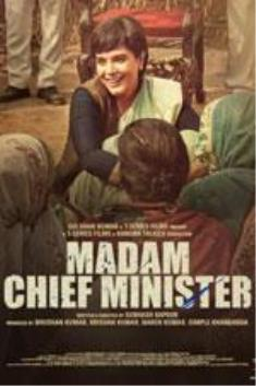 MADAM CHIEF MINISTER (HINDI)