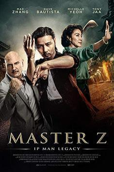 MASTER Z: THE IP MAN LEGACY (ENGLISH)