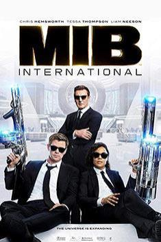 MEN IN BLACK: INTERNATIONAL (ENGLISH)