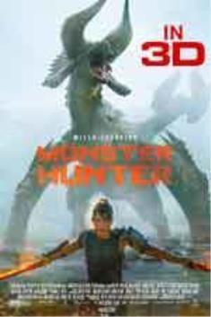 MONSTER HUNTER (3D)