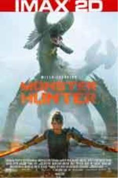 MONSTER HUNTER (IMAX-2D)