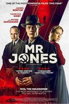 MR JONES (ENGLISH)