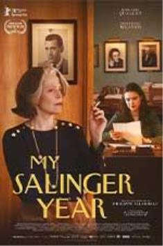 MY SALINGER YEAR (ENGLISH)