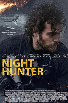 NIGHT HUNTER (ENGLISH)