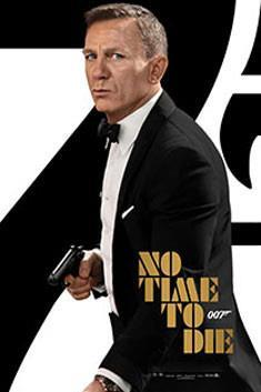 NO TIME TO DIE (ENGLISH)