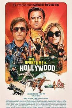 ONCE UPON A TIME IN HOLLYWOOD (ENGLISH)