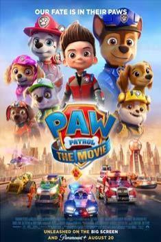 PAW PATROL: THE MOVIE (ANIMATION)