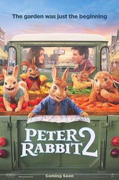 PETER RABBIT 2: RABBIT ON THE RUN (ANIMATION)