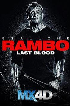 RAMBO: THE LAST BLOOD (MX-4D)