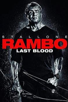 RAMBO: THE LAST BLOOD (ENGLISH)