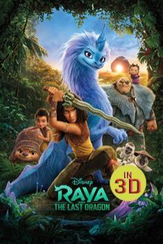 RAYA AND THE LAST DRAGON (3D)