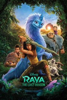 RAYA AND THE LAST DRAGON (ANIMATION)