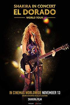 SHAKIRA IN CONCERT: EL DORADO WORLD TOUR (ENGLISH)
